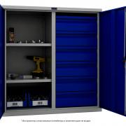 Шкаф инструментальный TC-1095-100206