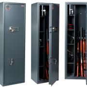 Оружейные шкафы и сейфы AIKO ФИЛИН-33 EL (Беркут 33 EL)