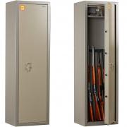 Оружейные шкафы и сейфы Ирбис 5