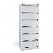 Шкаф картотечный КД-516 (без перегородок)