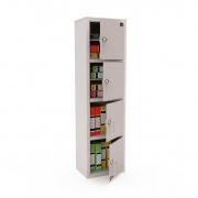 Шкаф офисный металлический усиленный LS-064U