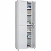 Медицинские шкафы Практик MED 2 1670/SS