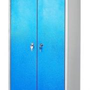 Металлический шкаф для одежды ШРЭК-22-530