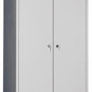 Металлический шкаф для одежды ШРК-22-600