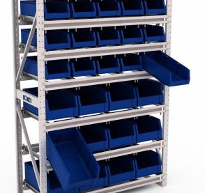 Система хранения BOXES №1-3