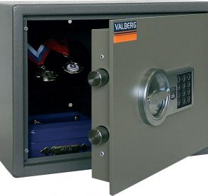 Мебельные сейфы VALBERG ASM - 30 EL A