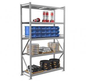 Металлические стеллажи MS Pro (3000 кг на секцию)