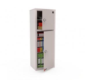Шкаф офисный металлический усиленный LS-052U