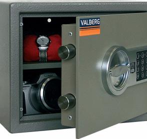Сейф мебельный ASM-25 EL