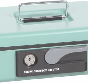 Кэшбокс CB-9703N ( green)