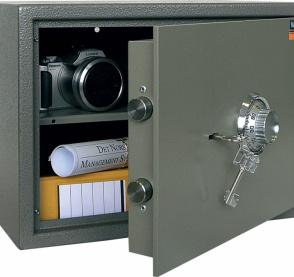 Сейф мебельный ASM-30 CL
